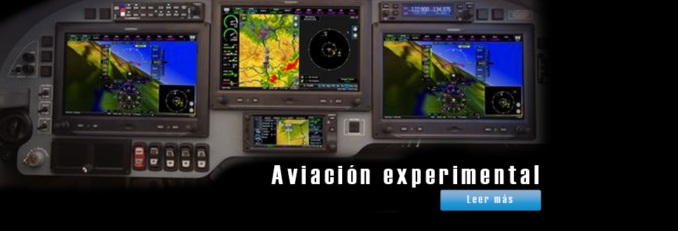 Avi�nica Experimental Garmin
